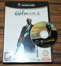 Jeu HITMAN 2 SILENT ASSASSIN pour Nintendo Game Cube GC (PAS de notice)