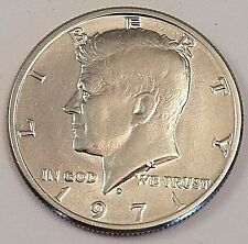 1971 Liberty Kennedy Half Dollar Coin Denver USA Circulated Money