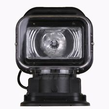 55w Xenon HID Search Work Light Remote Rotating Handhold Magnetic Boat CAR 12v