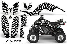 YAMAHA RAPTOR 660 GRAPHICS KIT CREATORX DECALS STICKERS ZCW