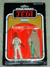 Vintage Star Wars 1983 2-PACK ADMIRAL ACKBAR PRUNE FACE ROTJ KENNER MOC AFA IT!