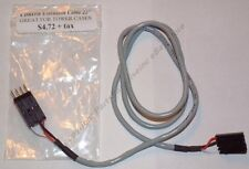 "Lot10 24"" long Extension Male~Female CD/DVD Audio/Sound Card/Blaster Cable/Cord"