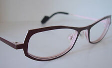 Anne et Valenin TIRAMISU B 103  Eyeglasses Cat's Eye Glasses Frame Ladies Medium
