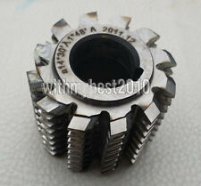 1pcs Gear Hob Cutter DP24 Hss(M2) Bore 22mm Pressure Angle 14.5 Degree Accurcy A