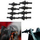 8X Silicone Rubber Cooling Fan Screws Mount Anti-Vibration For Cooling PC Case