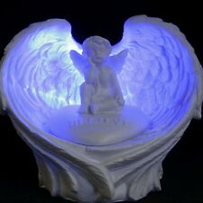 Neu, Engelchen Engel Believe Flügel  heilig ,Hochzeit Dekoration Glaube LED