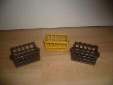 Playmobil *3 KISTEN* zum Marktstand Kleintierstand Puppenhaus 5300 5305 RAR X