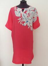 Pink Tunic Dress Size 8