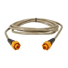 Lowrance 6' (6ft) Ethernet Network Extension/Crossover Cable ETHEXT-6YL (5-pin)