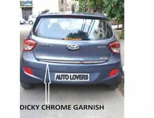 ★Premium Quality Rear Trunk Dicky Chrome Trim/Garnish for HYUNDAI i10 Grand ★