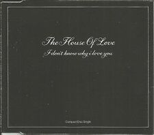 Guy Chadwick HOUSE OF LOVE I don't Know why w/ 3 UNRELEASED CD Single SEALED