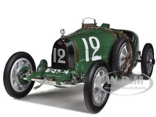 BUGATTI T 35 TYPE 35 GRAND PRIX NATIONAL COLOR PROJECT ENGLAND 1/18 CMC 100 B002