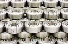 Lot 100 in-line/Skate/RollerBlade Hockey Bearings 608ZZ