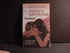 Vintage 1972 British Woman's Weekly Library 63-Pg Romance Pbk:Weave A Loving Web