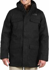 The North Face Harper Triclimate Jacket 600 Down Mens M Graphite Grey $500 NWOT