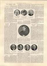 1905 el señor Secretario-Pecado-hing boicot Princesa Melita Lord Inverclyde