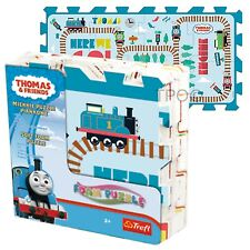 Trefl 8 Piece Baby Kids Infant Boys Soft Foam Mat Thomas The Tank Jigsaw Puzzle
