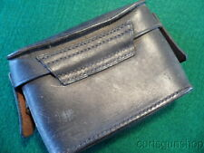 Portuguese Vergueiro M1904 Mauser Leather Rifle pouch - 1972