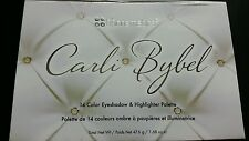 Bh Cosmetics Carli Bybel - 14 Color Eyeshadow & Highlighter Palette