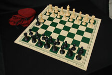 """Legend Products Roll-Up Regulation Tournament Chess Board 2 1/4"""" Squares"""