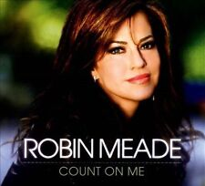 ROBIN MEADE Count on Me TARGET Exclusive 2013 Music CD New FREE SHIPPING Sealed
