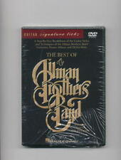 DUANE ALLMAN BROTHERS BAND GUITAR STYLE & LICKS DVD