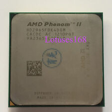 AMD Phenom II X4 965 BE 3.4GHz Quad-Core 6M Processor Socket AM3 AM2+ 125W CPU