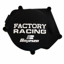 BOYESEN BLACK FACTORY RACING ENGINE IGNITION COVER YAMAHA YZ250 YZ 250 1999-2016