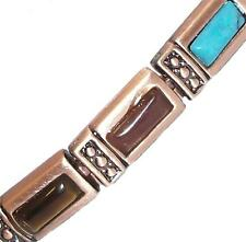 NEW  COPPER HIGH POWER GOLF THERAPY PAIN RELIEF MAGNETIC BRACELET