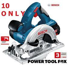 10-only B A R E  T O O L Bosch PRO GKS 18V CIRCULAR SAW 0615990G9M 3165140810388