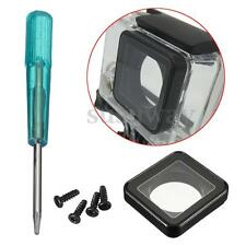 Waterproof Cover Lens Housing Protecting Replacement Kit for GoPro Hero 3+ 4