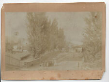 1890s Photo of the Jacobs Family Home at Mormon Creek Sonora CA