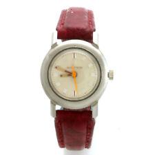 13-Jewel Bulova (Swiss) Stainless Ladies Wrist Watch