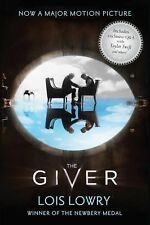 Giver Quartet Ser.: The Giver 1 by Lois Lowry (2014, Hardcover, Movie Tie-In)
