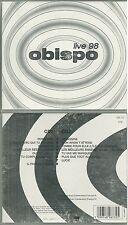 PASCAL OBISPO : OBISPO EN CONCERT LIVE 98 ( 2 CD )