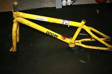 HARO MIRRA BMX FRAME AND FORK