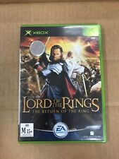 Lord of the Rings: The Return of the King Xbox