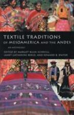 Textile Traditions of Mesoamerica and the Andes: An Anthology, Textbook Buyback,
