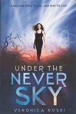 UNDER THE NEVER SKY - NEW PREBIND BOOK