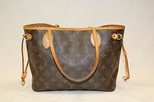 100% Authentic Louis Vuitton - Neverfull PM