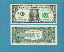 CH-CU  2003A  $1 Kansas City (J) star note - 000 Serial # start