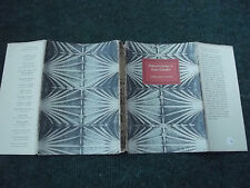 KING PENGUIN BOOK - MEDIEVAL CARVINGS IN EXETER CATHEDRAL HBDJ 1st EDITION 1953