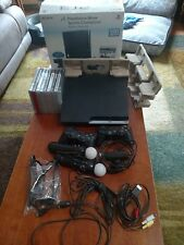 320 gb Play Station 3 Move Sports Champions Bundle with 9 games