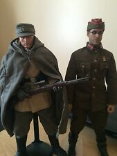 1/6 Scale Enemy at The Gates custom figures Danilov & German WW2 Stalingrad