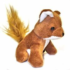 Small Fox Soft Toy - Plush Stuffed Animal