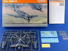 eduard Focke-Wulf Fw 190F-8 Profipack inkl.Ätzteile Mask 1:72 Modell-Bausatz kit