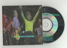 the rolling stones - out of control  promo cd