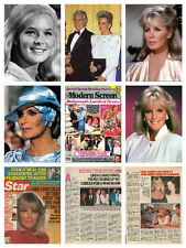 Linda Evans HUGE collection - 700 photos, clippings & magazine articles Dynasty