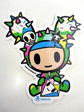 "TOKIDOKI Sticker - DUSTY COLOR - approx 4.5"" from Cactus Friends"