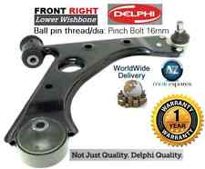 FOR OPEL VAUXHALL ADAM 1.0i 1.2i 1.4i 11/2012 ON FRONT RIGHT LOWER WISHBONE ARM